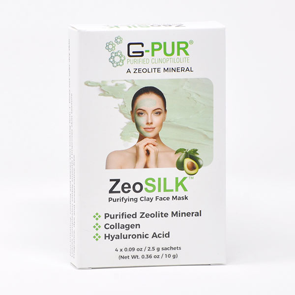 ZeoSILK 4-count packaging