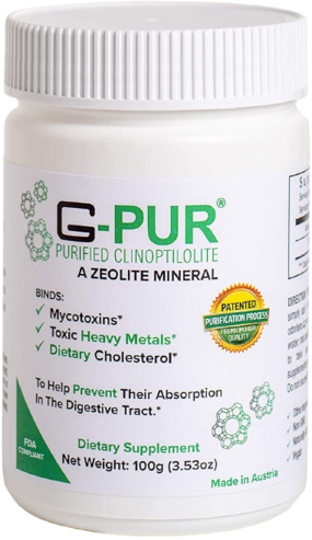 G-PUR® 100 Gram Supply